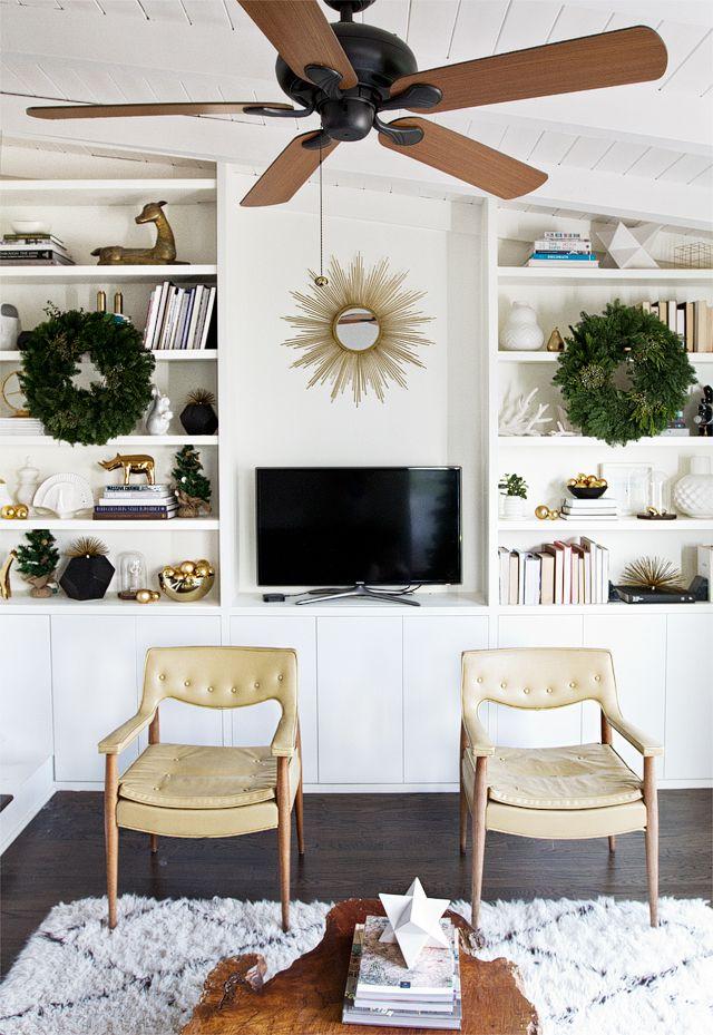 holiday decorating - sarah sherman samuel