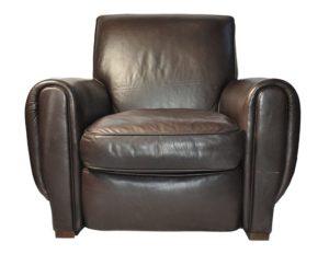 Ralph Lauren Irish Coast Leather Chair