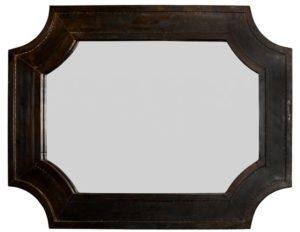Contemporary Zinc Mirror