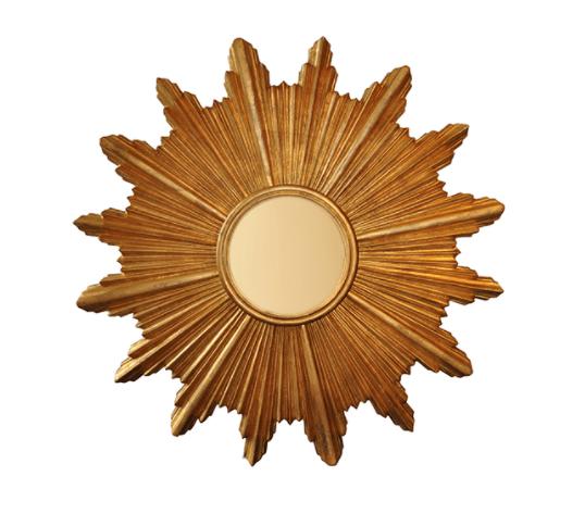 the-local-vault-rinfret-home-and-garden-gold-finish-starburst-mirror