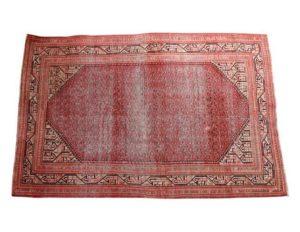 4 x 6 Persian Seraband, Circa 1950