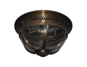 Restoration Hardware Victorian Hotel Medium Flushmount
