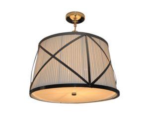 Visual Comfort E.F. Chapman Grosvenor Single Pendant Light