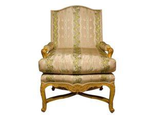 Sally Sirkin Lewis for J. Robert Scott Bergere Chair