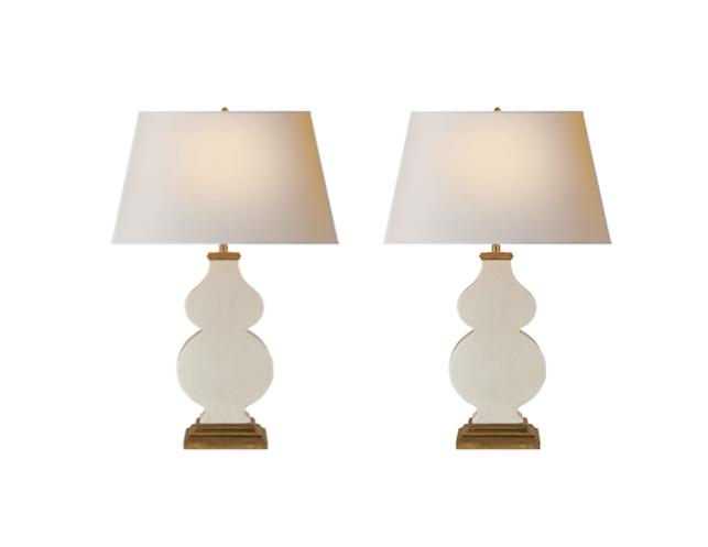 Anita Table Lamps By Alexa Hampton For Circa Lighting