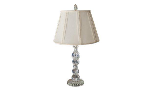 Crystal Lamp From Bradburn Gallery The Local Vault