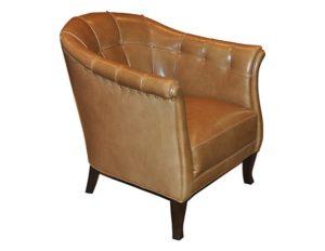 Edward Ferrell+ Lewis Mittman Swedish Lounge Chair