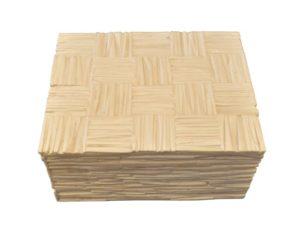 White Box with London Paper Interior