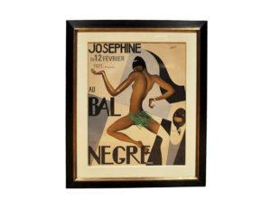 Vintage Josephine Baker Poster