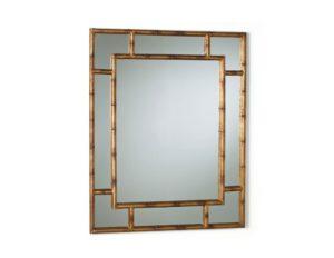 Arteriors Porter Bamboo Iron Mirror