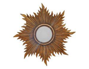 David Iatesta Starburst Mirror
