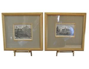 Antique Bookplates of Greenwich & Darien, circa 1836