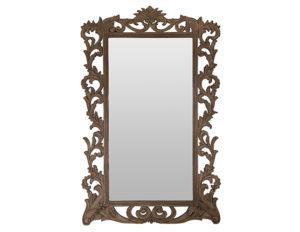 Restoration Hardware Rococo Leaner Mirror