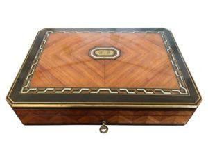 Antique Game Box