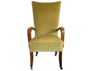 Art Deco Occasional Desk Chair
