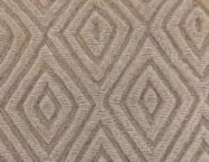 Nepal Ivory Diamond Rug