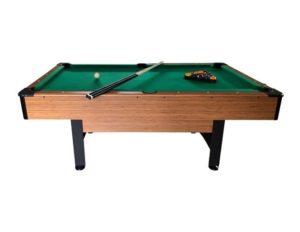 Mizerak P1253W Dynasty Space-Saver Billiard Table