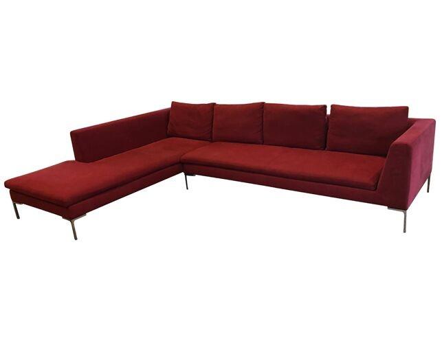 Incredible Bb Italia Charles Sectional Ibusinesslaw Wood Chair Design Ideas Ibusinesslaworg
