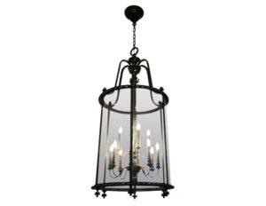 Large 12 Light Hanging Lantern