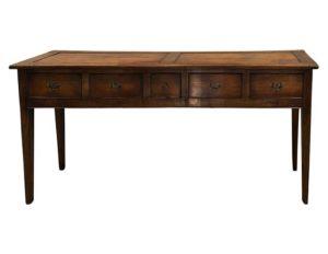 English 5 Drawer Huntboard, Circa 1890