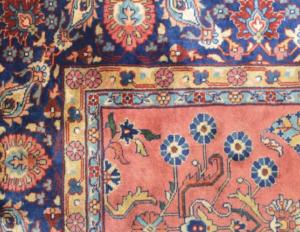 8 x 8 Hand loomed Turkish Area Rug