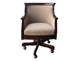 Leathercraft Sheraton Tilt Swivel Chair