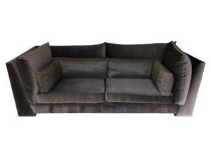 Silk Mohair Verellen Sofa