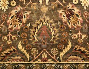6 x 9 Indian Agra Rug