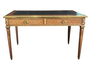 Louis XVI Style French Bureau Writing Desk