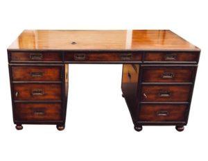 Vintage Campaign Partners Desk