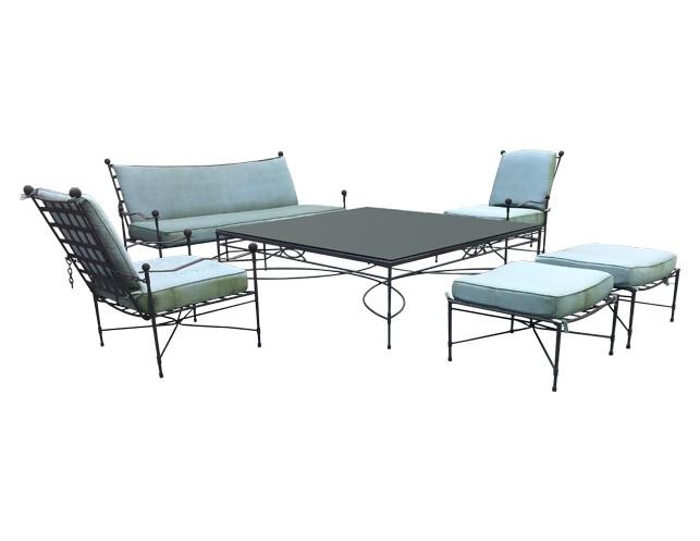 Terrific Janus Et Cie Amalfi Lounge Seating Set Ncnpc Chair Design For Home Ncnpcorg