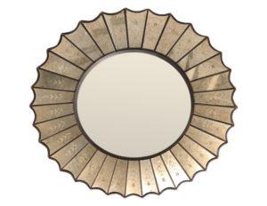 Uttermost Venetian Sunburst Mirror