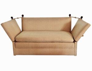 Vintage Knole Drop-Arm Sofa