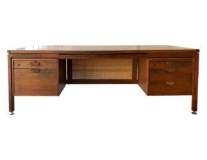 Vintage Jens Risom Executive Desk