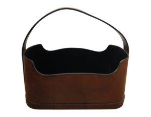 Diana Decoraciones Leather Basket