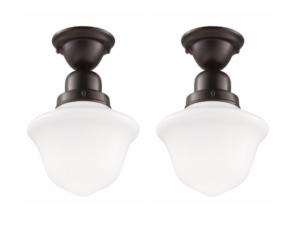 Hudson Valley Lighting Schoolhouse Light Fixtures