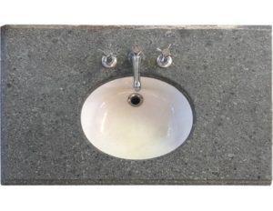 Waterworks Marble Top Vanity Sink