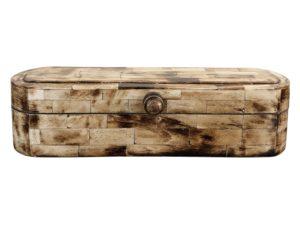Decorative Bone Box