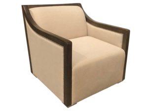 Paul Guzzetta Wellington Collection Club Chair by 4-Orm