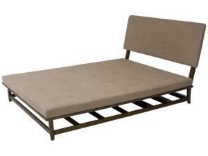 Paul Guzzetta by 4-Orm Queen Linen Bondi Bed