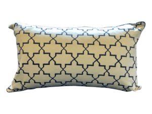Madeleine Weinrib Block Print Throw Pillow