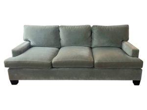 Baker Velvet Sofa