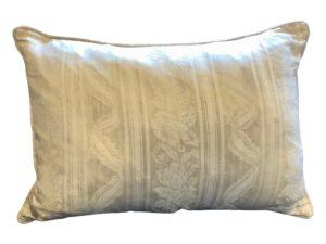 Floral Stripe Pillow