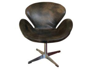 Fritz Hansen Style Swan Chair