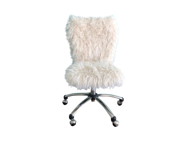Pottery Barn Teen Furlixious Faux Fur Airgo Chair The
