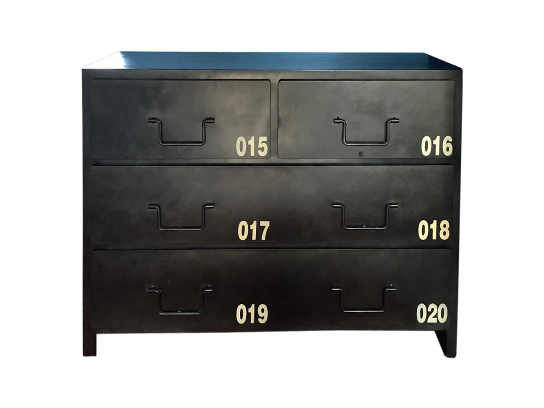 Metal Locker Style Dresser The Local