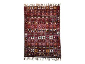 6 x 10 Moroccan Wool Rug