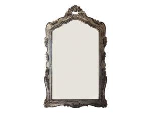 Silver Gilt Mirror