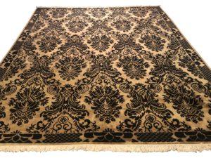 10 x 14 Tibetan Wool Pile Rug