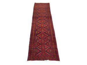 2 x 9 Vintage Persian Wool Runner